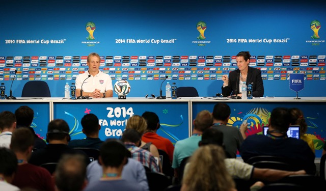 Mixed Zone and Media Conference Management